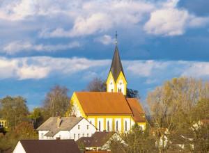 Kirche Ehekirchen