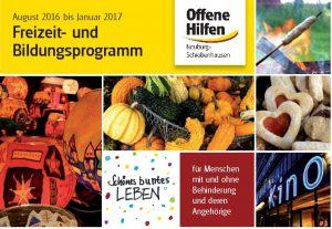 Freizeit-und Bildungsprogramm 2 HJ, der Offene-Hilfen-Neuburg-Schrobenhausen