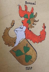 Bonsal Wappen