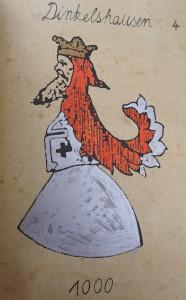 Dinkelshausen Wappen