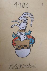 Holzkirchen Wappen