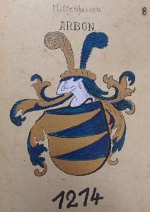 Mittenhausen Wappen