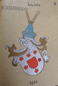Walda Wappen