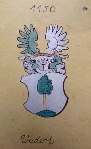 Weidorf Wappen